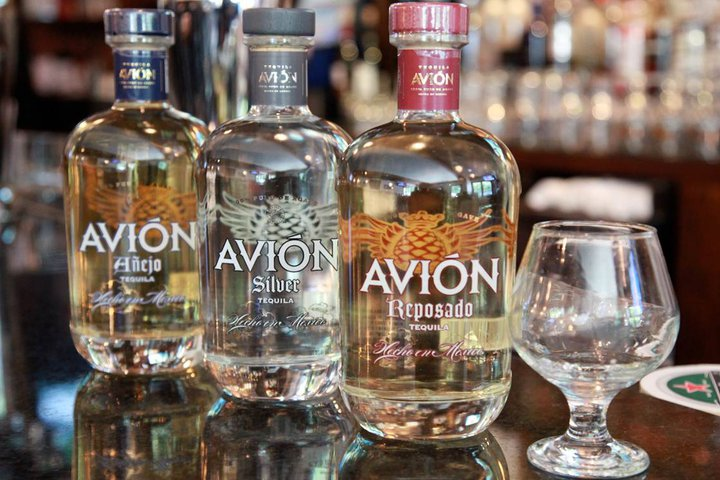 Avi n moves to the top shelf drinking in america for Avion tequila mixed drinks